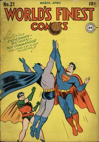 World's Finest Comics 021