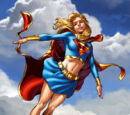 Supergirl's Biography (Modern Age)