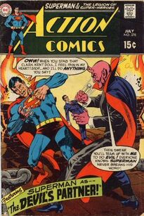 Action Comics Issue 378