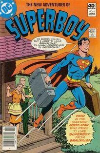 Superboy 1980 06