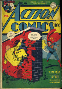 Action Comics Issue 47