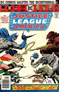 Justice League of America Vol 1 132