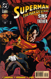Superman Man of Steel 47