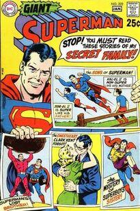 Superman Vol 1 222
