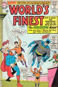 World's Finest Comics 152