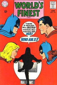 World's Finest Comics 176