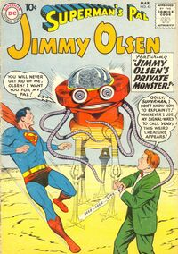 Supermans Pal Jimmy Olsen 043