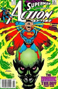 Action Comics Issue 647