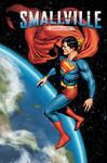 Smallville Season 11 TPB Gary Frank
