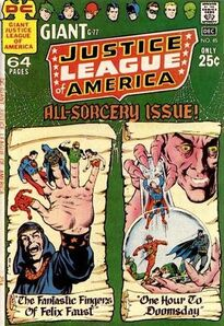 Justice League of America Vol 1 85