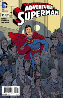 Adventures of Superman Vol 2 15