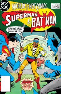 World's Finest Comics 318