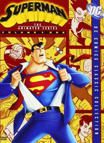 File:Superman the animated Series vol one.jpg