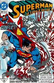 Action Comics Issue 667