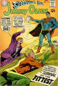 Supermans Pal Jimmy Olsen 115