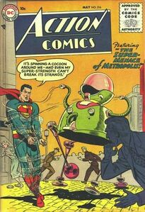 Action Comics Issue 216