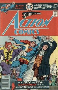 Action Comics Issue 463