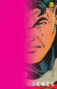 Convergence Superboy Vol 1 2 Variant
