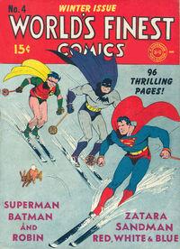 World's Finest Comics 004