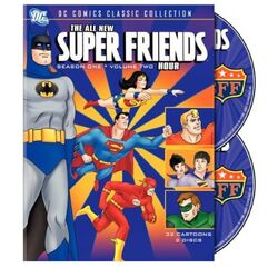 DVD - The All New Super Friends Hour - Season 1 Volume 2
