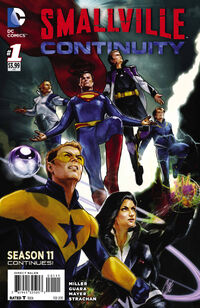 Smallville Season 11 Continuity Vol 1 1