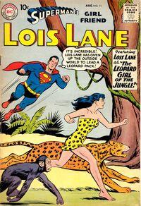 Supermans Girlfriend Lois Lane 011