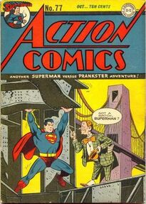 Action Comics Issue 77