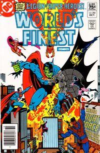 World's Finest Comics 284