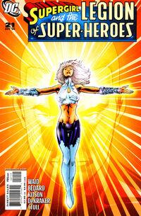 Supergirl Legion 21