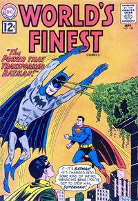 World's Finest Comics 128