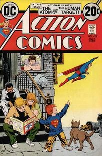 Action Comics Issue 425