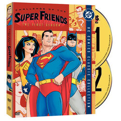 DVD - Challenge of the Super Friends - The First Seasonb