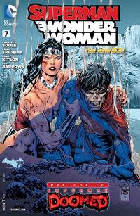 Superman-Wonder Woman 07