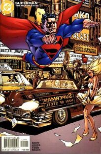 Superman Man of Steel 121