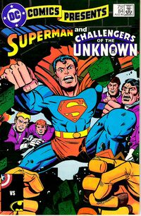 DC Comics Presents 084