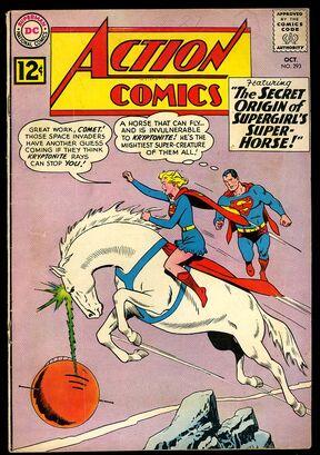 Action comics 293 lgc 102010 a