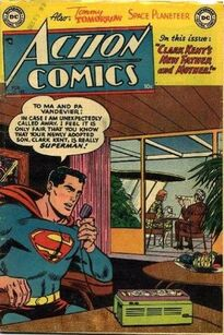 Action Comics Issue 189