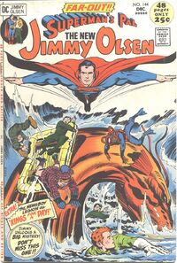 Supermans Pal Jimmy Olsen 144