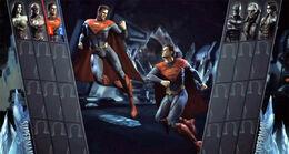 Injustice superman vs superman