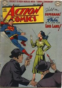 Action Comics Issue 137