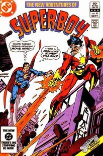 Superboy 1980 45