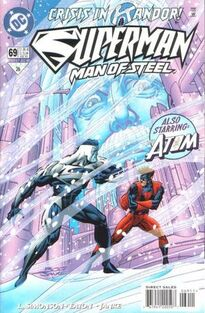 Superman Man of Steel 69