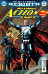 Action Comics 967 variant