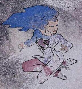 Supergirl Lara