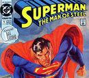 Superman: The Man of Steel (comic book series)