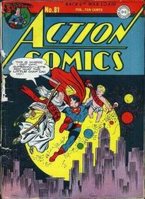 Action Comics Issue 81