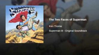 The Two Faces of Superman