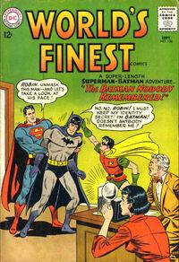 World's Finest Comics 136