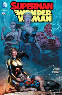 Superman-Wonder Woman 25