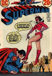 Superman Vol 1 261